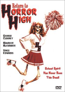 RETURN TO HORROR HIGH DVD