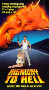 HIGHWAY TO HELL VHS