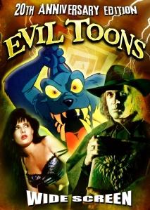 EVIL TOONS DVD