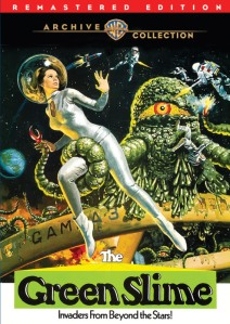 THE GREEN SLIME DVD