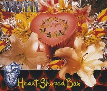"""HEART SHAPED BOX"" Nirvana"