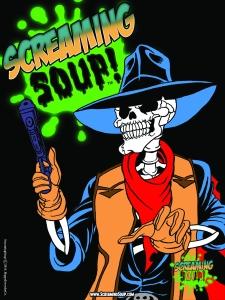 Screaming Soup! Deadwest Aim