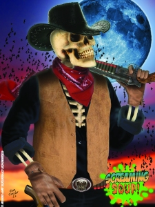 Screaming Soup! Photo Realistic Deadwest