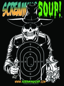 Screaming Soup! Deadwest Target