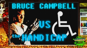screamingsoup presents bruce campbell vs HANDICAP