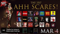5 ahh scares